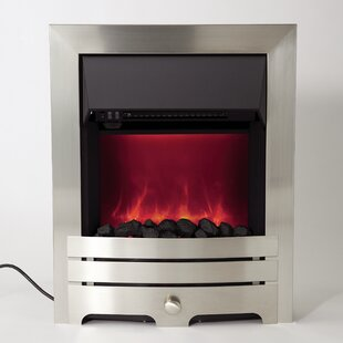 Enrico Inset Electric Fireplace By BeModern