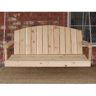 Franklin Square Cottage Style Porch Swing