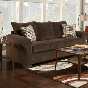Carrie Sleeper Sofa by Red Bar..
