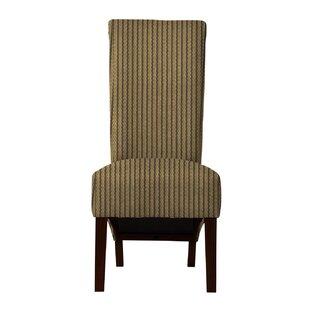 Langley Street Ramon Stripe Parsons Chair (Set of 2)