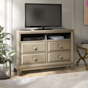 Bromford 4 Drawer Media Chest by Willa Arlo Interiors