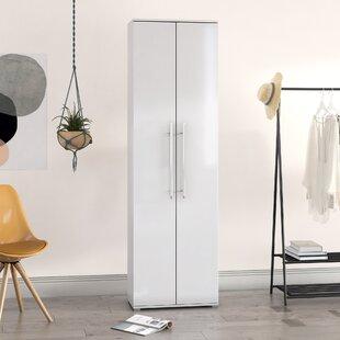 2 Door Wardrobe By Mercury Row