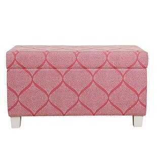 Wilma Upholstered Storage Bench by House of Hampton