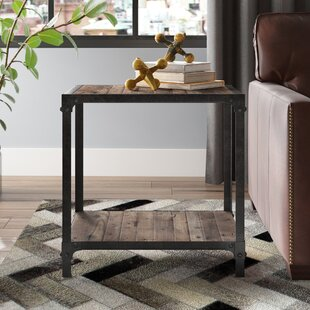 Bargain Crafton End Table By Trent Austin Design