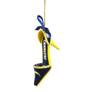 NFL Team Shoe Ornament ByTeam Sports America