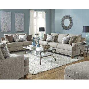 Bulloch Configurable Living Room Set by Three Posts