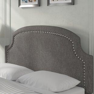 Degraffenreid Upholstered Panel Headboard by Three Posts