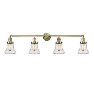 Beachcrest Home Nardone 4-Light Vanity Light