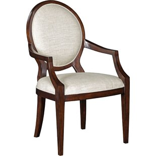 Upholstered Dining Chair by Woodbridge Fu..