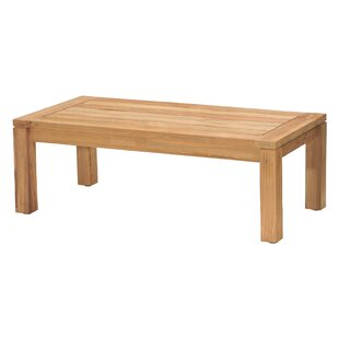 Forever Patio Lancaster Teak Coffee Table