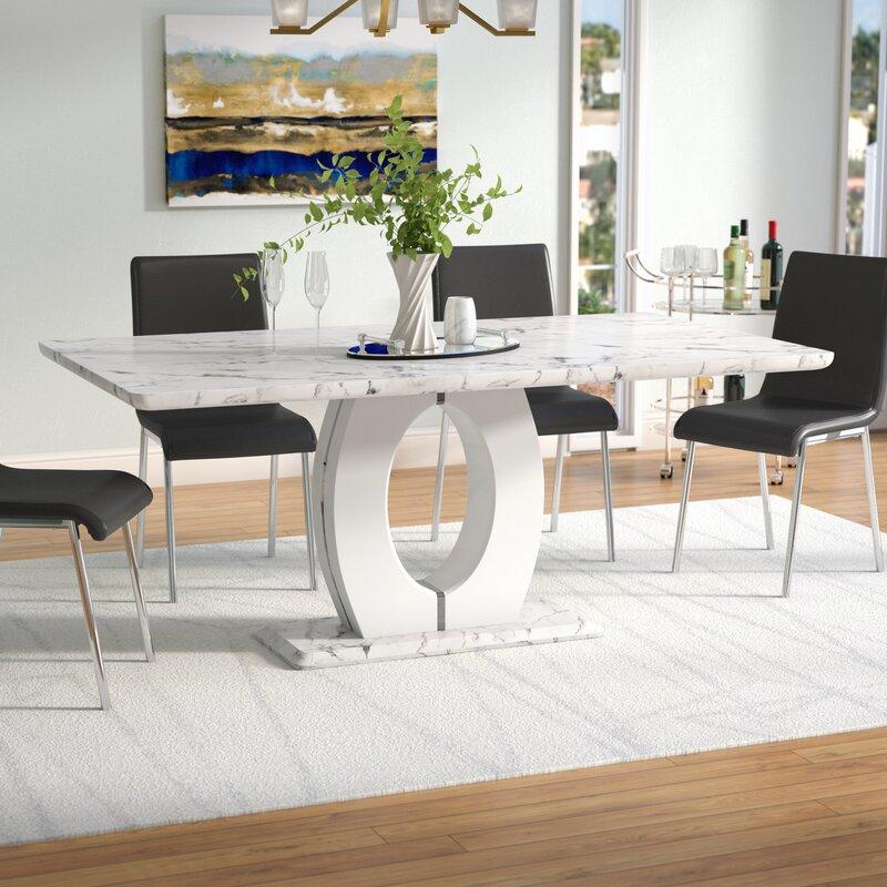 Kimbell Pedestal Base Dining Table