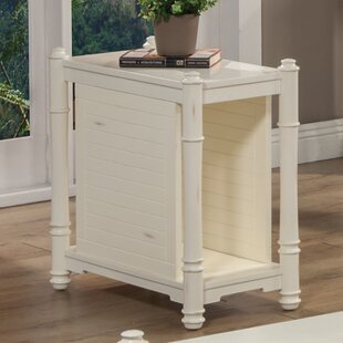 Goeltz End Table by Highland Dunes