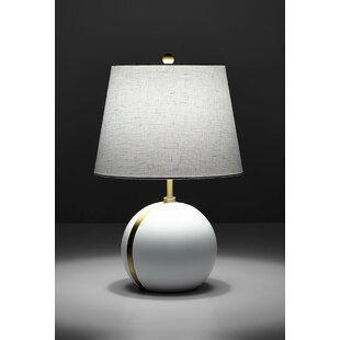 Snow Moon 19.5 Table Lamp
