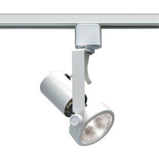 Nuvo Lighting Gimbal 1-Light Ring PAR20 Track Head