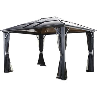 Meridien Aluminum Patio Gazebo by Sojag