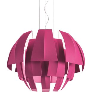 Lightecture by Axo Light Plumage 6-Light Novelty Chandelier