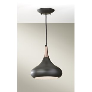 Langley Street Karson 1-Light Teardrop Pe..