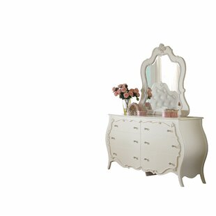 ConCo 6 Drawer Dresser by Harriet Bee