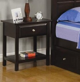 Inexpensive 1 Drawer Nightstand by Wildon Home® Reviews (2019) & Buyer's Guide