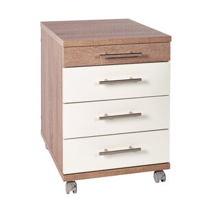 Kirouac 4 Drawer Filing Cabinet By 17 Stories