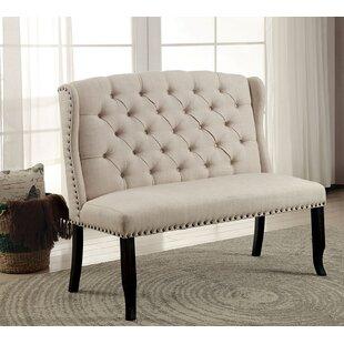 Charlton Home Teresa Upholstered Bench
