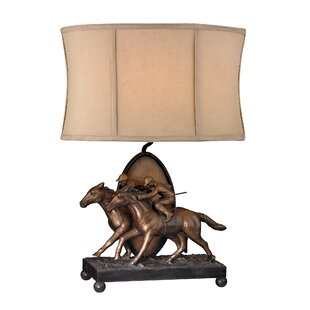 Diez Winning Post 25 Table Lamp