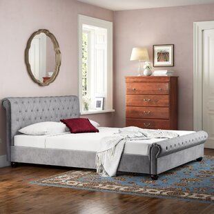 Dashiell Upholstered Bed Frame By Canora Grey