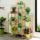 Doniphan Rectangular Multi-Tiered Plant Stand by Freeport Park®