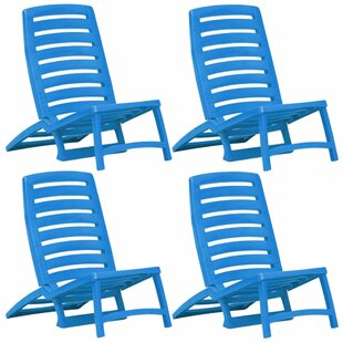 Otelia Reclining Beach Chair (Set Of 4) By Sol 72 Outdoor