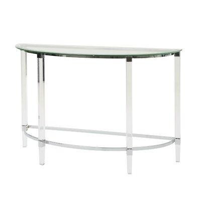 Modern Half Circle Console Tables Allmodern