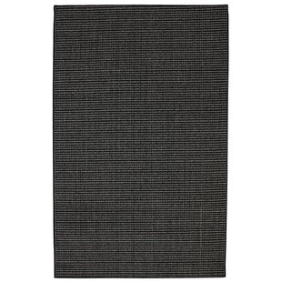 Buy luxury Brewster Black/Charcoal Area Rug By Williston Forge