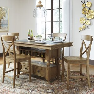 Trishley Counter Height Dining Table by Signatur..