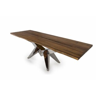 Bateman Solid Wood Dining Table Foundry Select