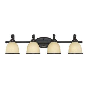 Darby Home Co Nan 4-Light Vanity Light