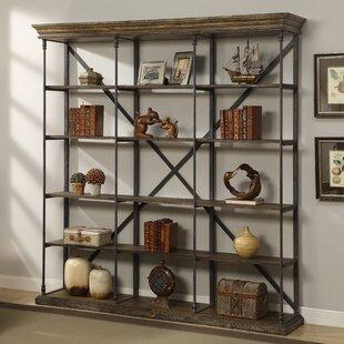 Mabie Large Etagere Bookcase Trent Austin Design