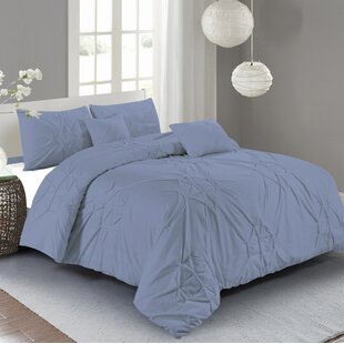 Highland Dunes Emestina 5 Piece Comforter Set
