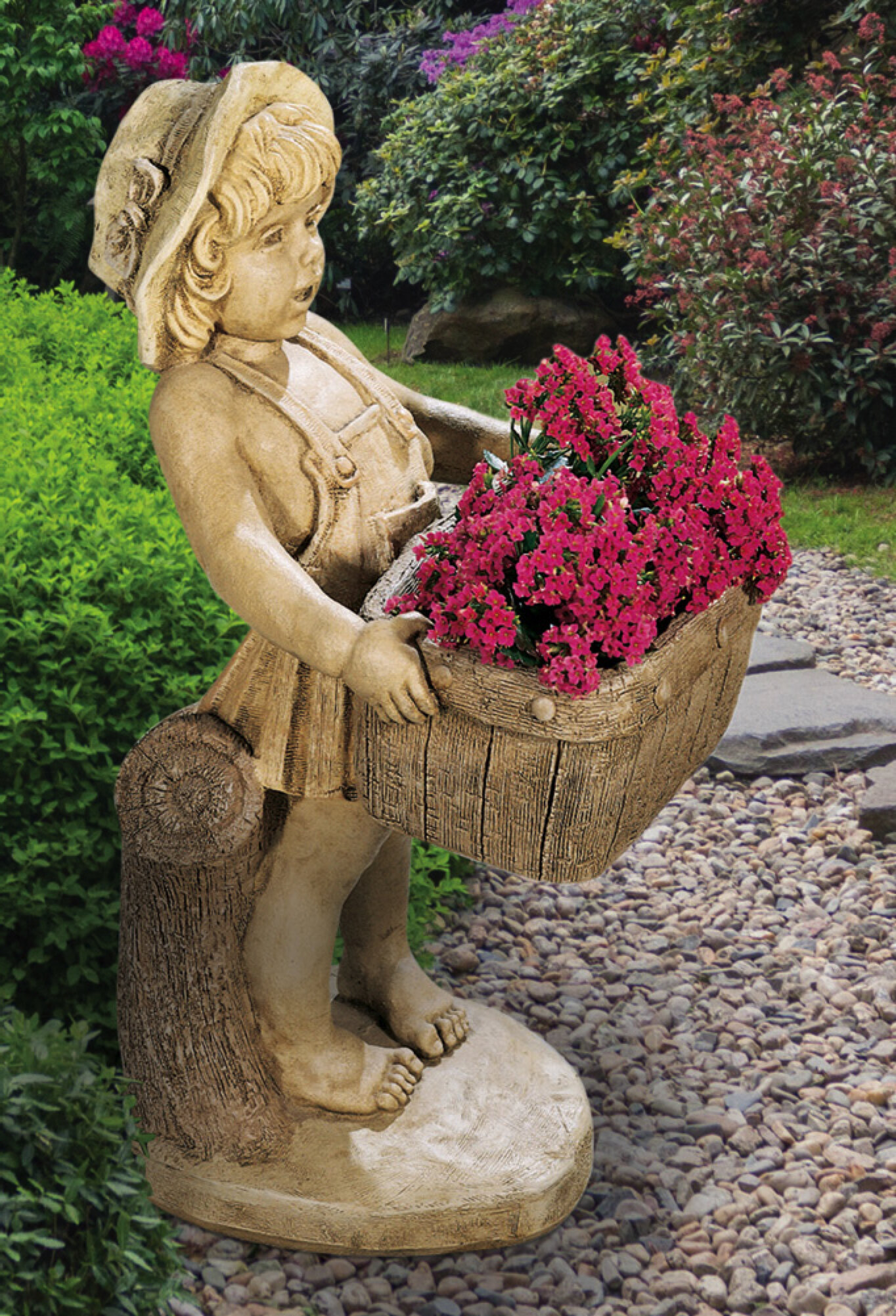Urns And Statues Yellow Planters You Ll Love In 2021 Wayfair