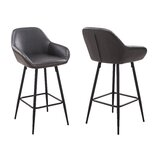Fiqueroa 26 Counter Stool (Set of 2) by 17 Stories