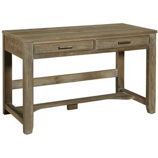 Hernandez Solid Wood Writing Desk