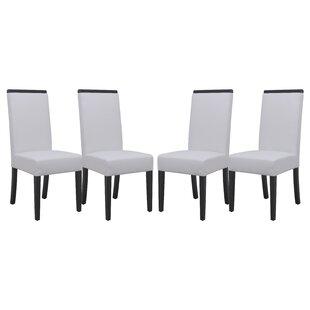 Orren Ellis Loyi Upholstered Dining Chair (Set of 4)