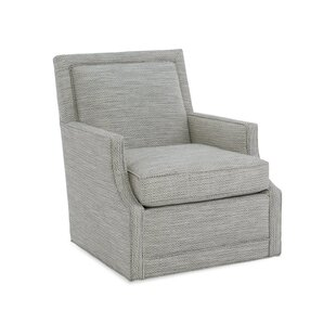 Review Phoebe Swivel Armchair by Sam Moore