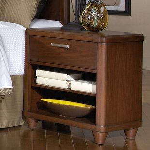 Woodhaven Hill Beaumont 1 Drawer Nightstand