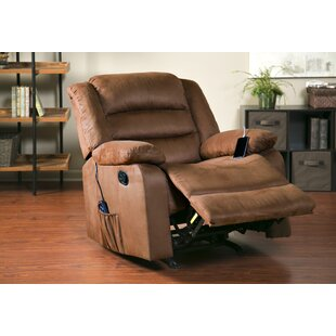 Red Barrel Studio Reclining Heated Massage Chair