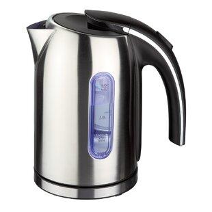 1.7-qt. Cordless Electric Tea Kettle