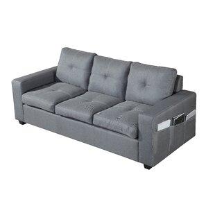 Fanelli Modern Sofa by Ebern Designs