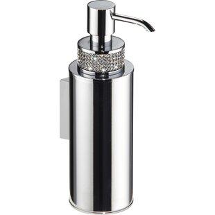 Hispania Home Carmen Wall Soap Dispenser