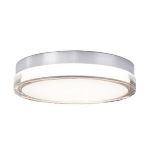 Modern Forms Pi 1-Light LED Flush Mount