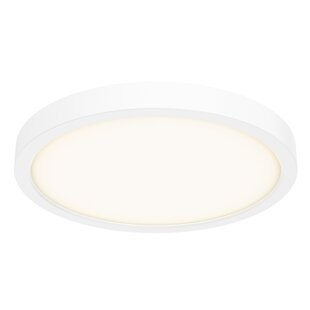 Best 1-Light Flush Mount By DALS Lighting