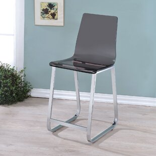 Gravesend 23.75 Bar Stool (Set of 2) Latitude Run