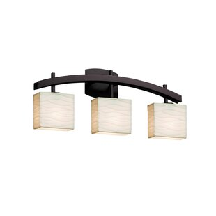 Wiedman Archway 3-Light Vanity Light by Bloomsbury Market